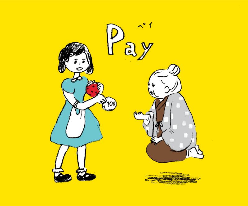 是澤ゆうこ「Pay」